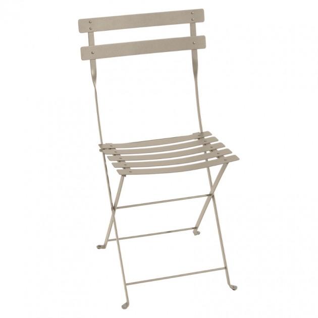 Cкладаний стілець Bistro 0101 Nutmeg (010114) - Стілець Bistro Metal Fermob