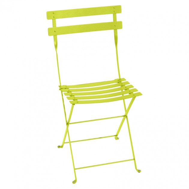 Cкладаний стілець Bistro 0101 Verbena (010129) - Стілець Bistro Metal Fermob