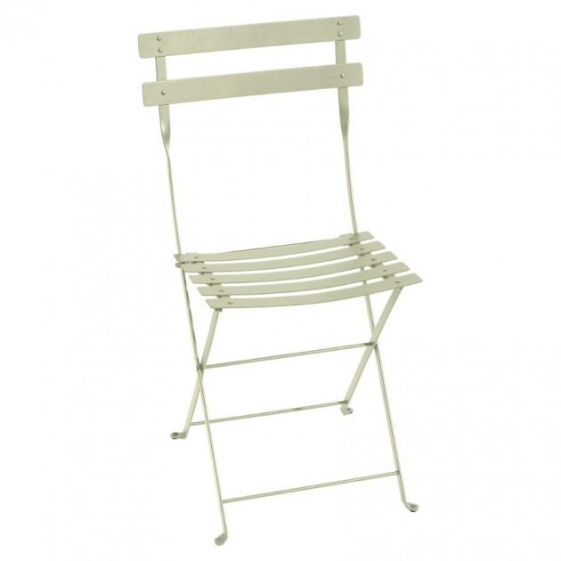 Cкладаний стілець Bistro 0101 Willow Green (010165) - Стілець Bistro Metal Fermob