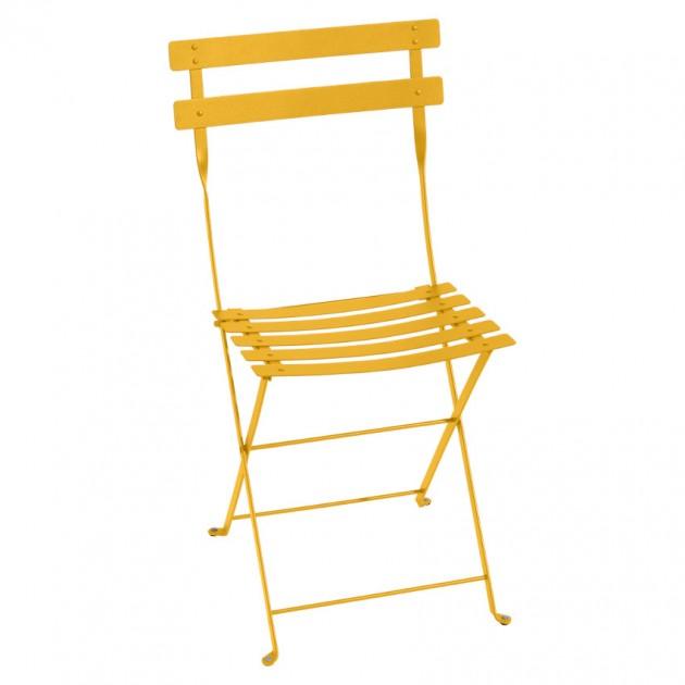 Cкладаний стілець Bistro 0101 Honey (010173) - Стілець Bistro Metal Fermob