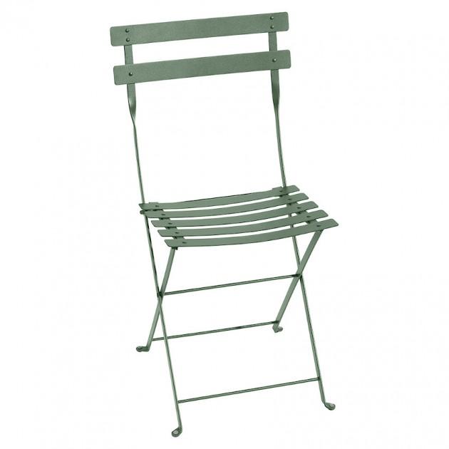 Cкладаний стілець Bistro 0101 Cactus (010182) - Стілець Bistro Metal Fermob