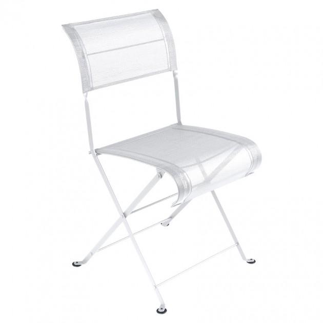 Складаний стілець Dune Cotton White (120101) - Стілець Dune Fermob