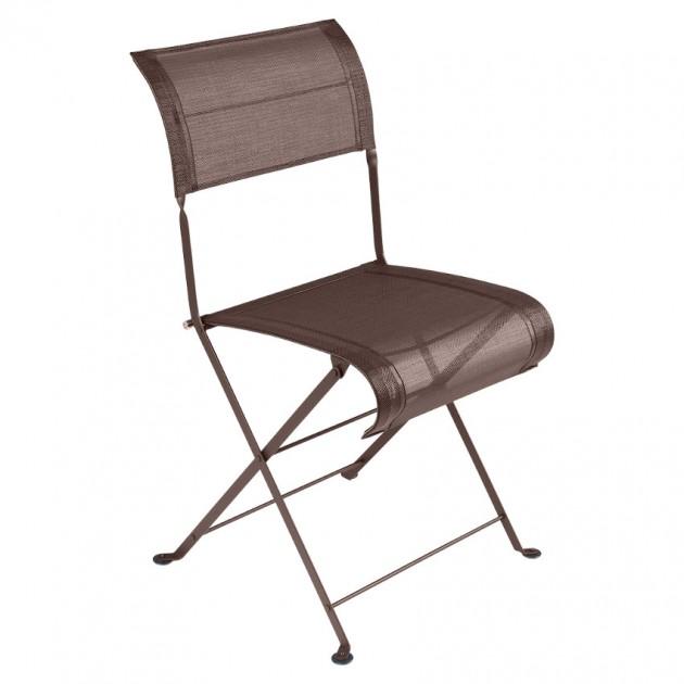 Складаний стілець Dune Russet (120109) - Стілець Dune Fermob