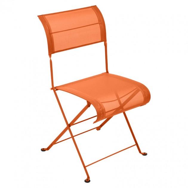 Складаний стілець Dune Carrot (120127) - Стілець Dune Fermob