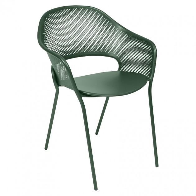 Садове крісло Kate Cedar Green (730202) - Крісло Kate Fermob