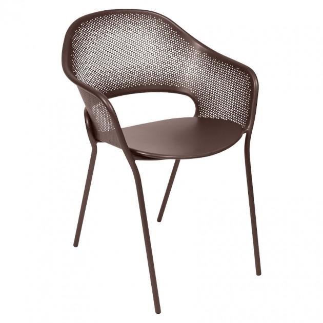 Садове крісло Kate Russet (730209) - Крісло Kate Fermob