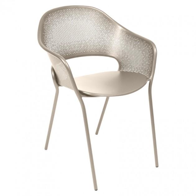 Садове крісло Kate Nutmeg (730214) - Крісло Kate Fermob
