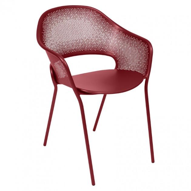 Садове крісло Kate Chili (730243) - Крісло Kate Fermob