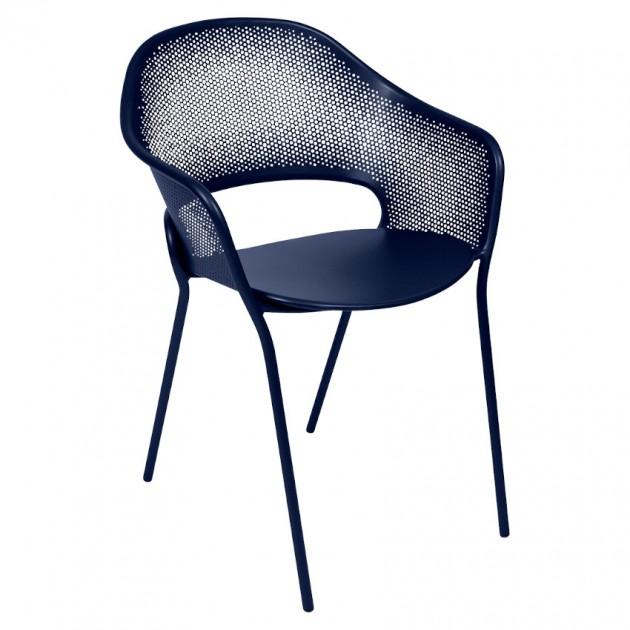 Садове крісло Kate Deep Blue (730292) - Крісло Kate Fermob