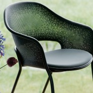 Садове крісло Kate Liquorice (730242) - Крісло Kate Fermob