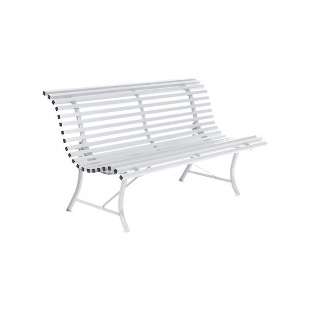 Лавка Louisiane 1000 Cotton White (100001) - Лавка Louisiane 1000 Fermob