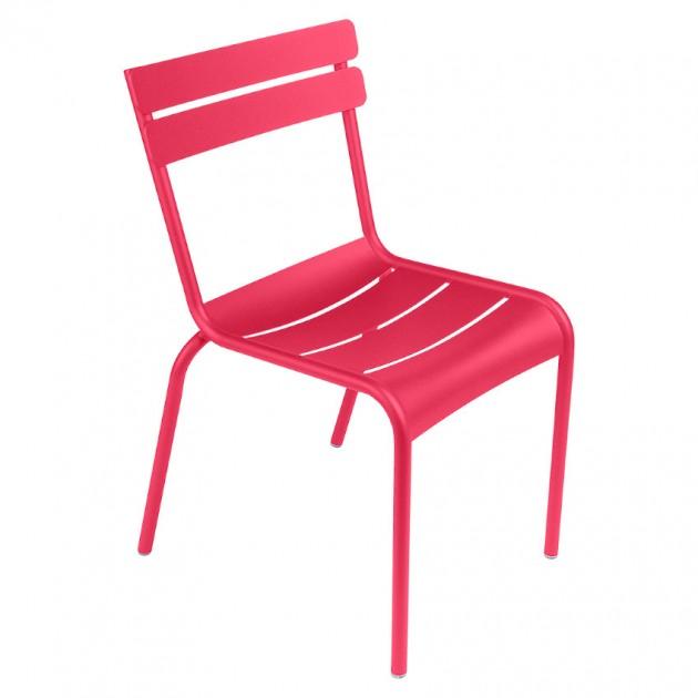 Стілець Luxembourg 4101 Pink Praline (410193) - Стілець Luxembourg Fermob