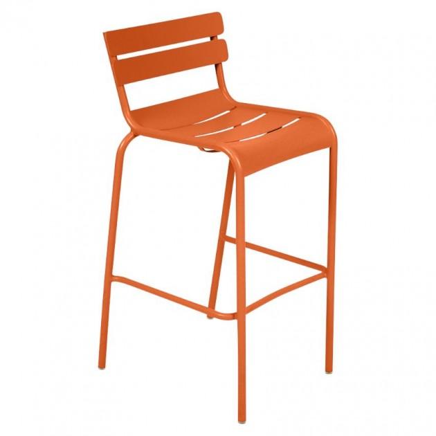 Барний стілець Luxembourg 4103 Carrot (410327) - Барний стілець Luxembourg Fermob