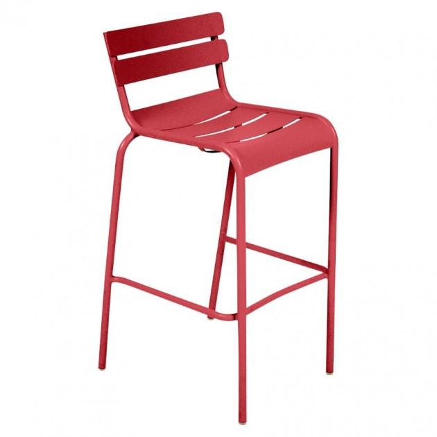 Барний стілець Luxembourg 4103 Poppy (410367) - Барний стілець Luxembourg Fermob
