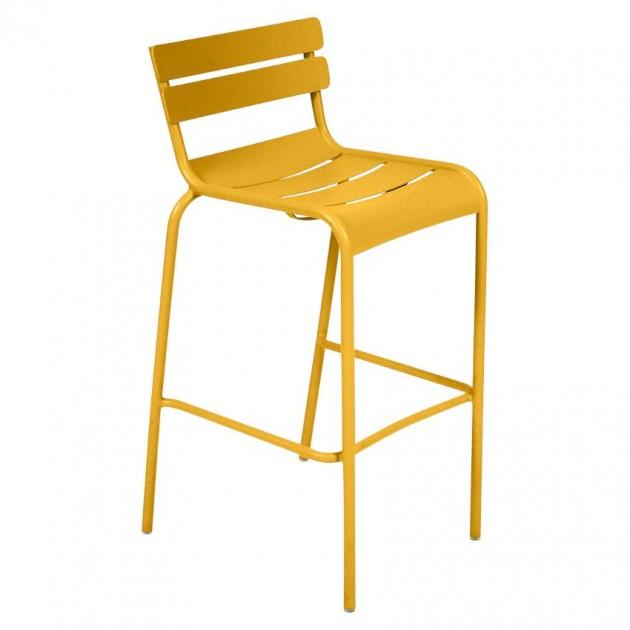 Барний стілець Luxembourg 4103 Honey (410373) - Барний стілець Luxembourg Fermob
