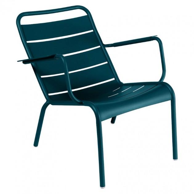 Крісло Luxembourg 4104 Acapulco Blue (410421) - Крісло Luxembourg Fermob