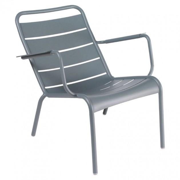 Крісло Luxembourg 4104 Storm Grey (410426) - Крісло Luxembourg Fermob