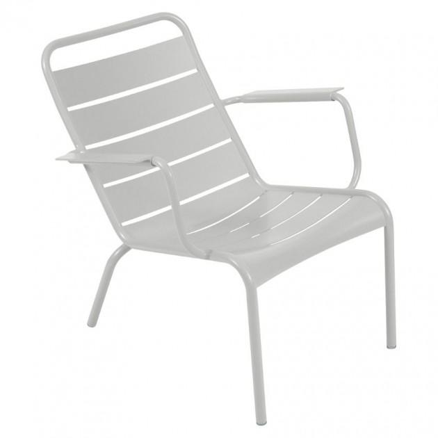 Крісло Luxembourg 4104 Steel Grey (410438) - Крісло Luxembourg Fermob