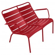 Подвійне крісло Luxembourg Duo 4105 Poppy (410567) - Подвійне крісло Luxembourg Fermob