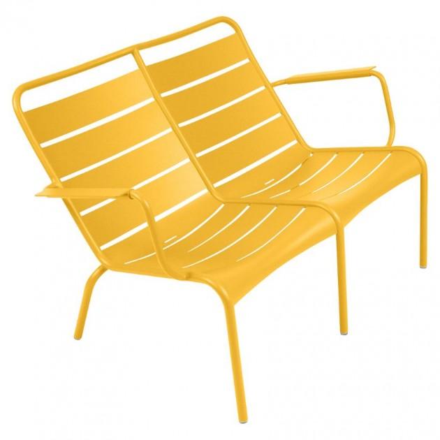 Подвійне крісло Luxembourg Duo 4105 Honey (410573) - Подвійне крісло Luxembourg Fermob