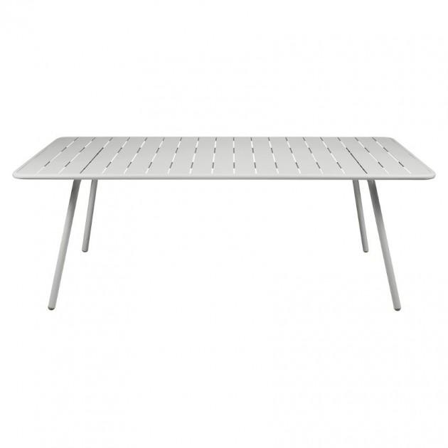 Обідній стіл Luxembourg 4132 Steel Grey (413238) - Стіл Luxembourg 207x100 Fermob