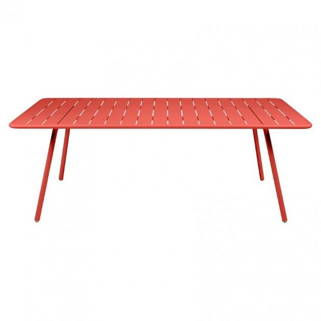 Обідній стіл Luxembourg 4132 Capucine (413245) - Стіл Luxembourg 207x100 Fermob