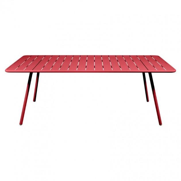 Обідній стіл Luxembourg 4132 Poppy (413267) - Стіл Luxembourg 207x100 Fermob
