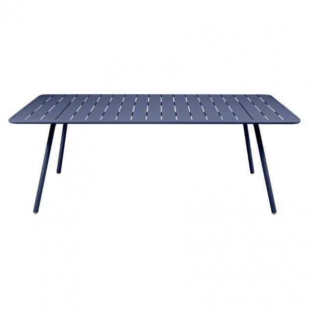Обідній стіл Luxembourg 4132 Deep Blue (413292) - Стіл Luxembourg 207x100 Fermob