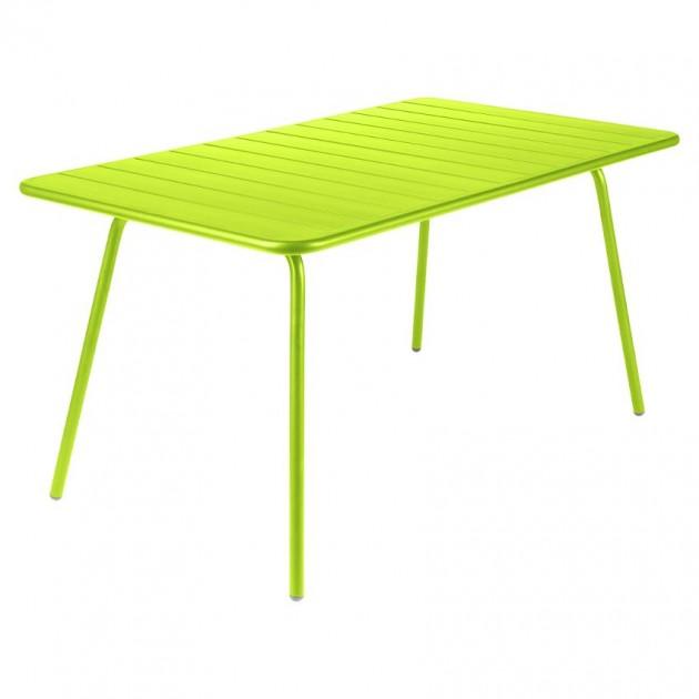 Обідній стіл Luxembourg 4133 Verbena (413329) - Стіл Luxembourg 143x80 Fermob