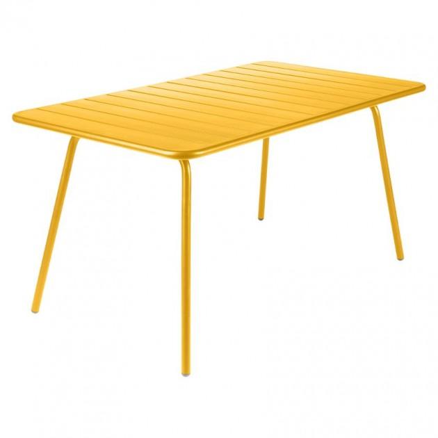 Обідній стіл Luxembourg 4133 Honey (413373) - Стіл Luxembourg 143x80 Fermob