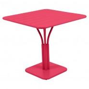 Стіл Luxembourg 4134 Pink Praline (413493) - Стіл на центральній опорі Luxembourg Fermob