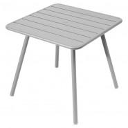 Стіл Luxembourg 4135 Steel Grey (413538) - Стіл Luxembourg 80x80 Fermob