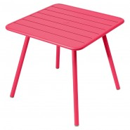 Стіл Luxembourg 4135 Pink Praline (413593) - Стіл Luxembourg 80x80 Fermob