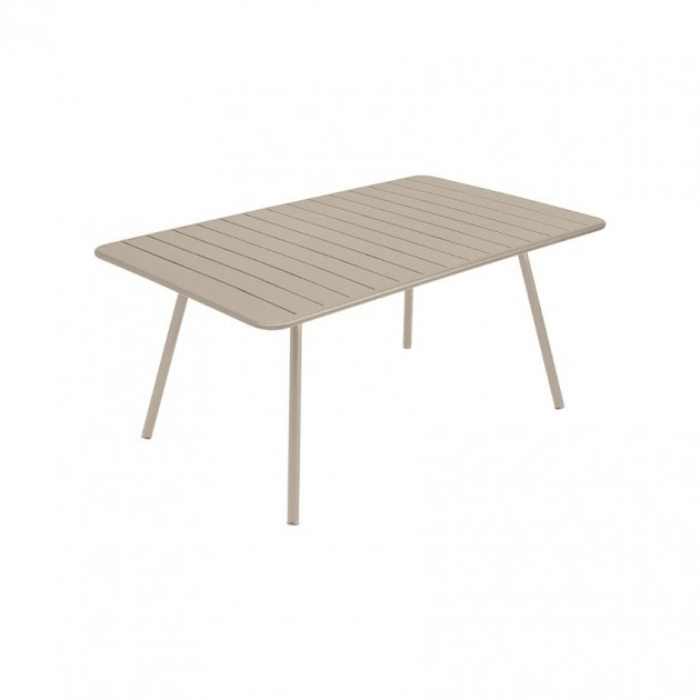 Обідній стіл Luxembourg 4136 Nutmeg (413614) - Стіл Luxembourg 165x100 Fermob