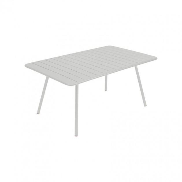 Обідній стіл Luxembourg 4136 Steel Grey (413638) - Стіл Luxembourg 165x100 Fermob