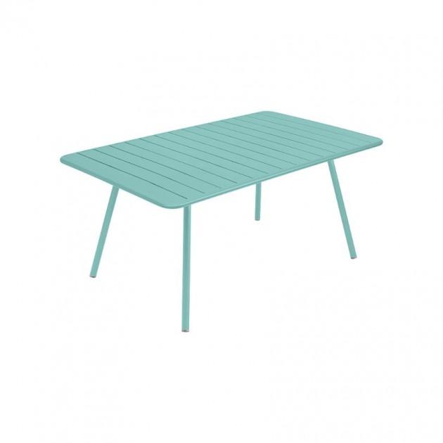 Обідній стіл Luxembourg 4136 Lagoon Blue (413646) - Стіл Luxembourg 165x100 Fermob
