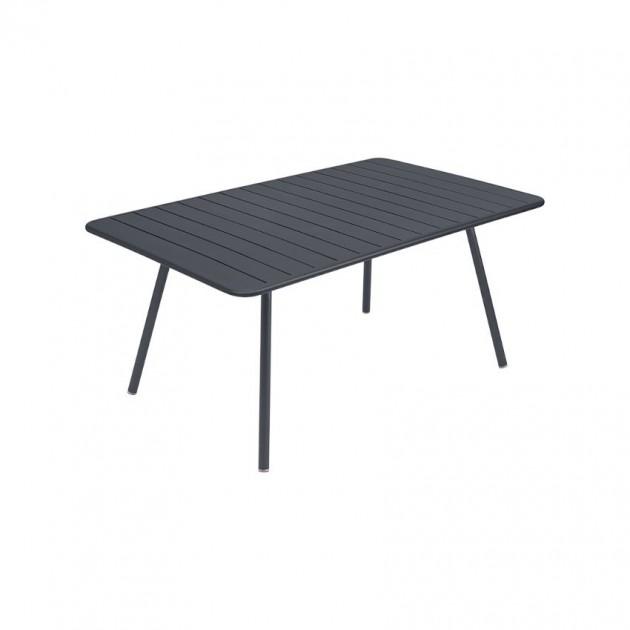 Обідній стіл Luxembourg 4136 Anthracite (413647) - Стіл Luxembourg 165x100 Fermob