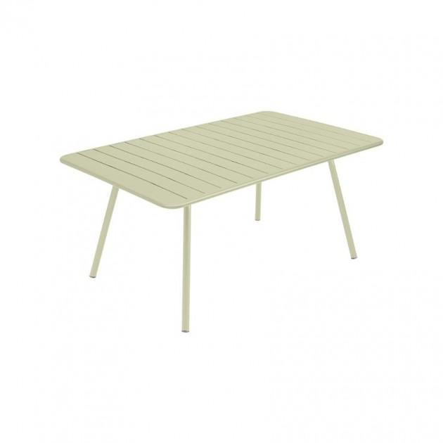 Обідній стіл Luxembourg 4136 Willow Green (413665) - Стіл Luxembourg 165x100 Fermob