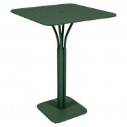 Барний стіл Luxembourg 4140 Cedar Green (414002) - Барний стіл на центральній опорі Luxembourg Fermob