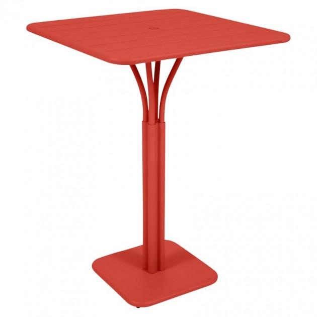 Барний стіл Luxembourg 4140 Capucine (414045) - Барний стіл на центральній опорі Luxembourg Fermob