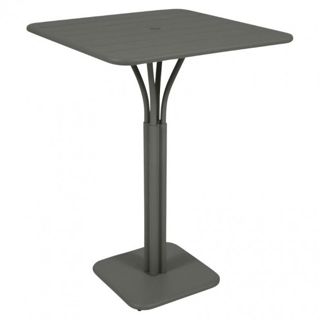 Барний стіл Luxembourg 4140 Rosemary (414048) - Барний стіл на центральній опорі Luxembourg Fermob