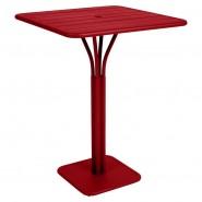 Барний стіл Luxembourg 4140 Poppy (414067) - Барний стіл на центральній опорі Luxembourg Fermob