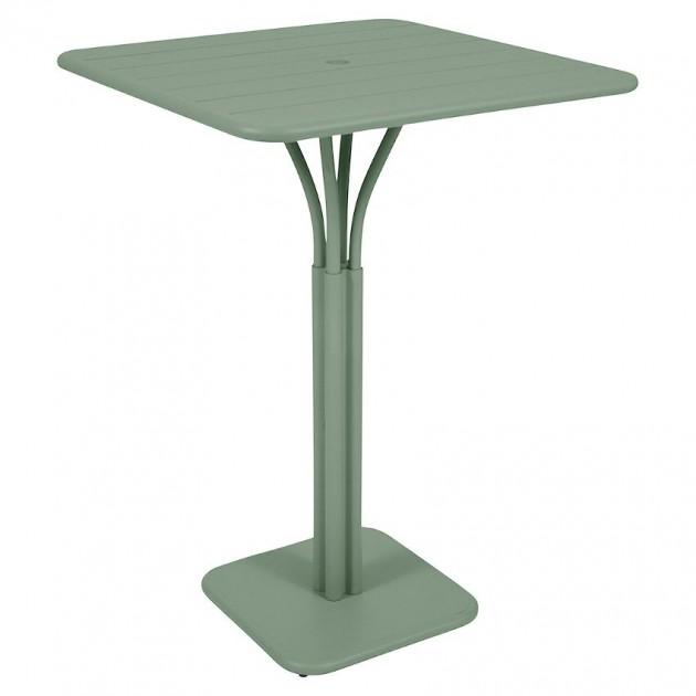 Барний стіл Luxembourg 4140 Cactus (414082) - Барний стіл на центральній опорі Luxembourg Fermob
