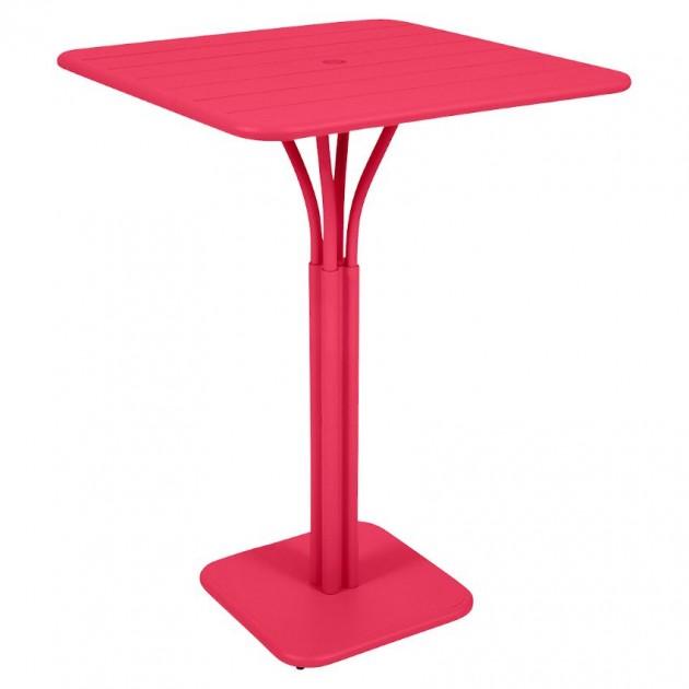 Барний стіл Luxembourg 4140 Pink Praline (414093) - Барний стіл на центральній опорі Luxembourg Fermob