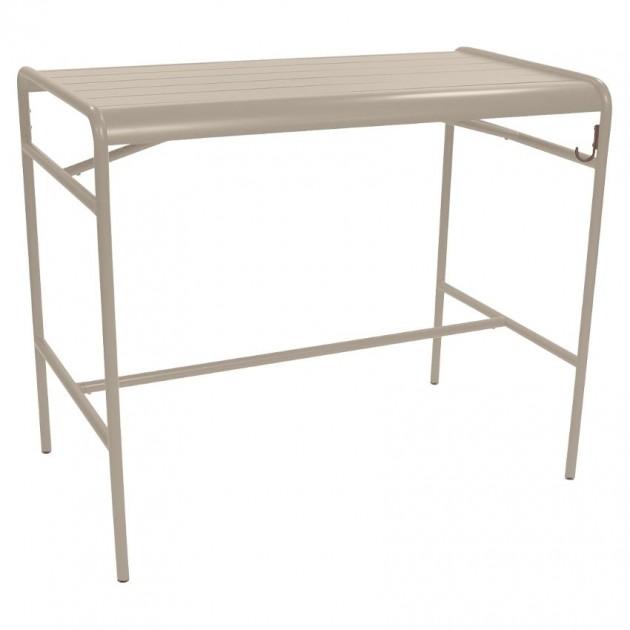 Барний стіл Luxembourg 4141 Nutmeg (414114) - Барний стіл Luxembourg 126x73 Fermob