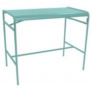 Барний стіл Luxembourg 4141 Lagoon Blue (414146) - Барний стіл Luxembourg 126x73 Fermob