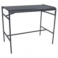 Барний стіл Luxembourg 4141 Anthracite (414147) - Барний стіл Luxembourg 126x73 Fermob