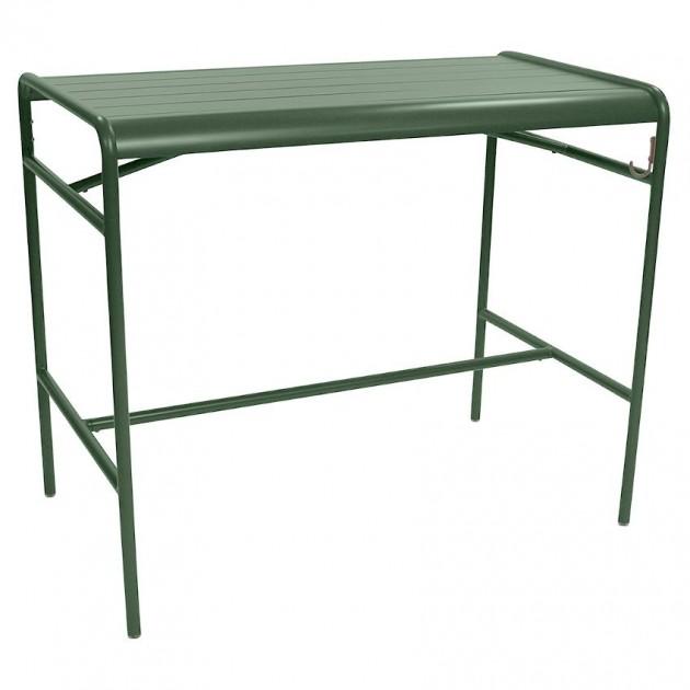 Барний стіл Luxembourg 4141 Cactus (414182) - Барний стіл Luxembourg 126x73 Fermob