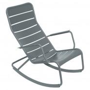 Крісло-гойдалка Luxembourg 4166 Storm Grey (416626) - Крісло-гойдалка Luxembourg Fermob
