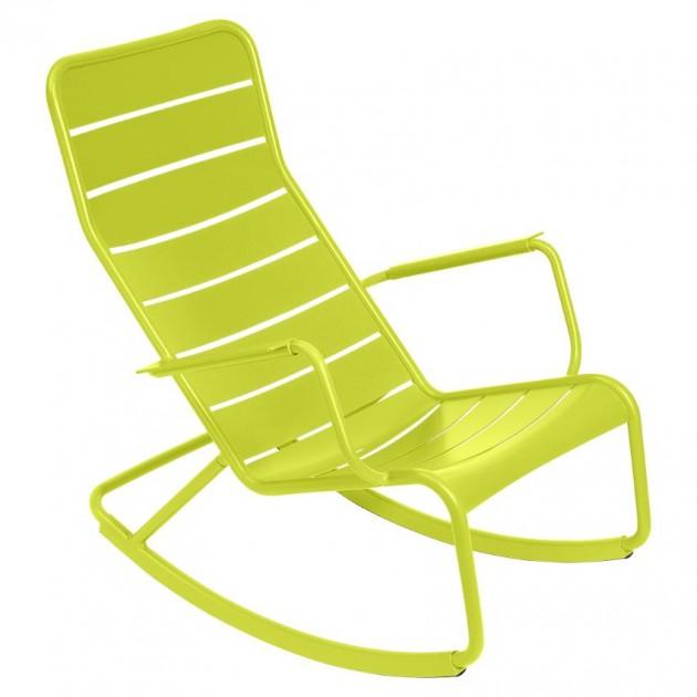 Крісло-гойдалка Luxembourg 4166 Verbena (416629) - Крісло-гойдалка Luxembourg Fermob